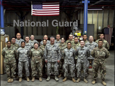 National guard-text